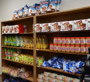School Pantry Program West Ohio Food Bank